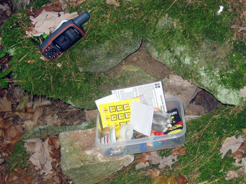 Kletterausrüstung Geocaching : Freeworker blog » geocacher aufgepasst