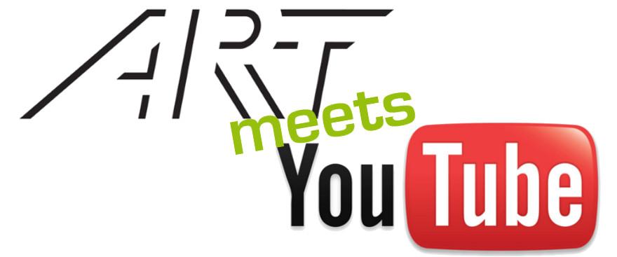 ART: Neuer Youtube-Kanal