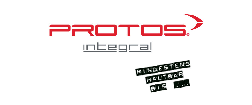 Protos® Integral: 5 Jahre haltbar ab Verkauf
