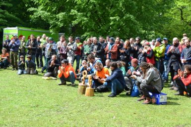 Deutsche Baumklettermeisterschaft 2013