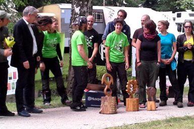 Deutsche Baumklettermeisterschaft 2014