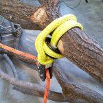 Rigging Rings: Seilschonender Einbau mit Rolle und Augschlinge