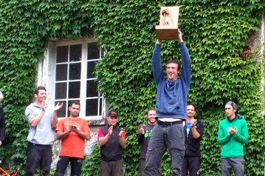 Französische Baumklettermeisterschaft 2015