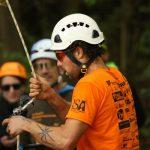 Deutsche Baumklettermeisterschaft 2015: Gregor Hansch