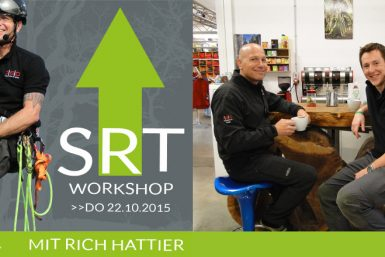 SRT-Workshop mit Rich Hattier am 22.10.2015