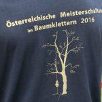 Österreichische Meisterschaft im Baumklettern 2016