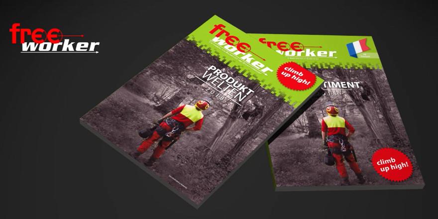 Freeworker-Katalog 2018/19