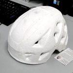CAMP: Prototyp eines Helms aus Styropor