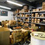 CAMP: Lager im eigenen Werk