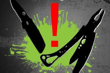 Waffengesetz: Einhandmesser und Multitools verboten?
