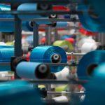 EDELRID: Garn für Seile, Foto: Daniel Bartsch