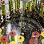 EDELRID: Seilproduktion Flechtmaschine, Foto: Daniel Bartsch