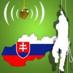 Slowakische Baumklettermeisterschaft