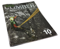Cover Arb Climber Magazin No. 10
