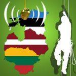 Baltische Baumklettermeisterschaft