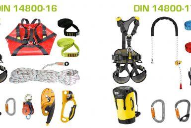 Sets DIN 14800