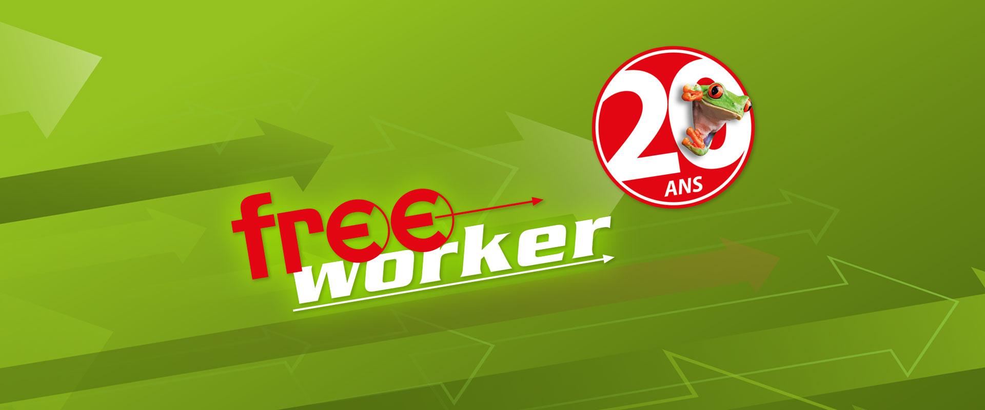 Freeworker - 20 ans partenaire des arboristes