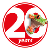 Logo 20 Years Freeworker