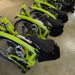 Green Bikes