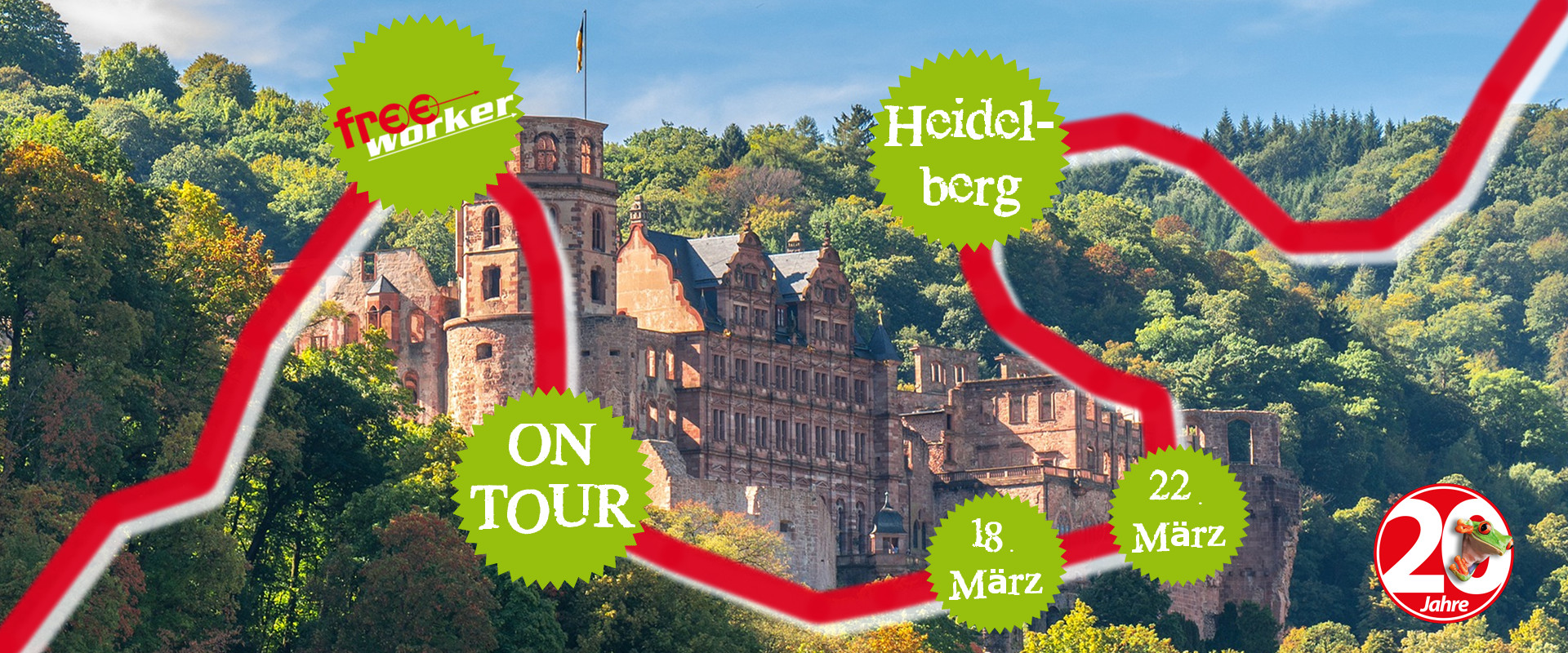 Permalink zu:Freeworker Is Comin' to Town – Heidelberg