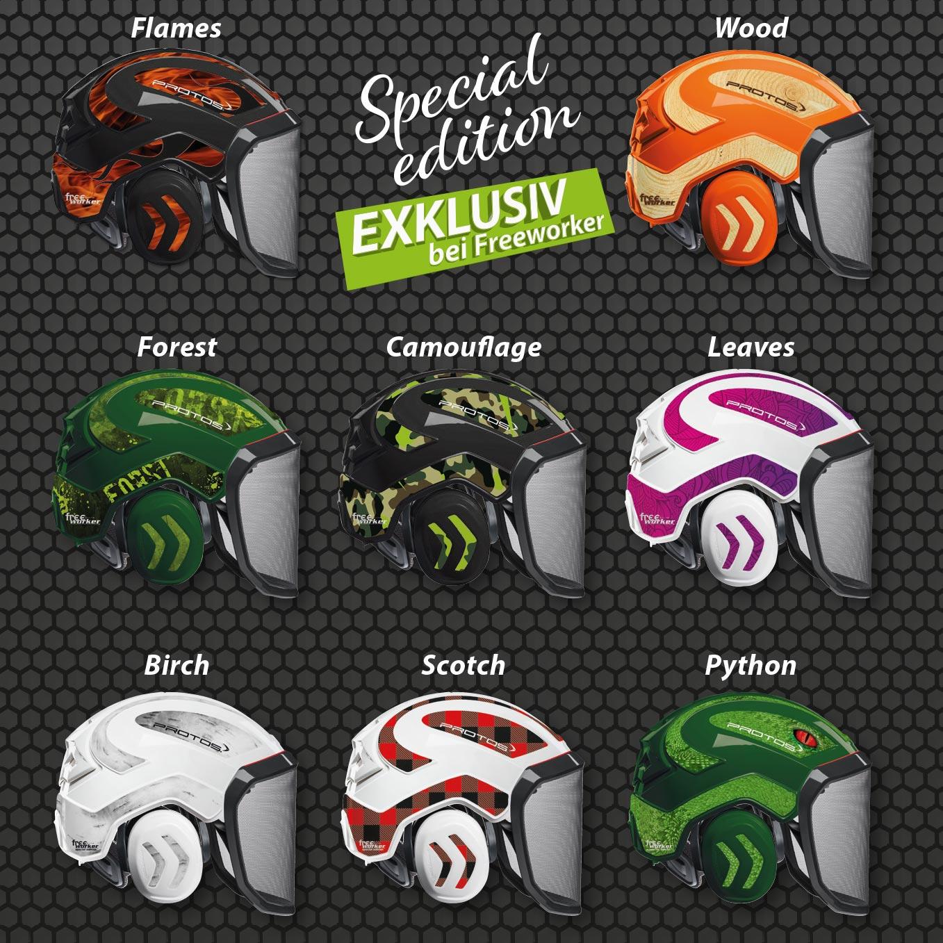 Protos® Special Edition