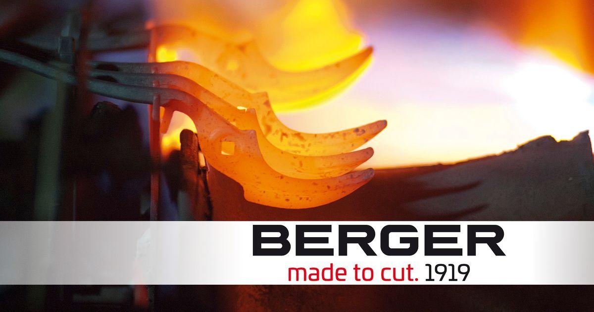 Freeworker-Blog » Berger - perfect technology since 1919