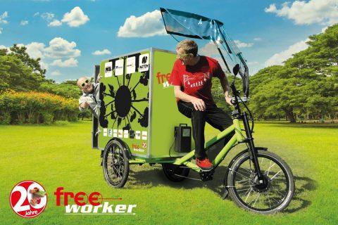 Permalink zu:Gewinne ein Lastenrad für die Baumpflege