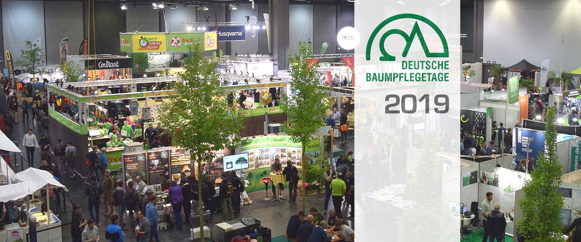 Permalink zu:Baumpflegetage 2019: Highlights und Neuheiten