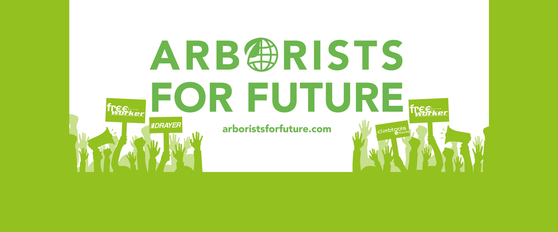 Permalink zu:#ArboristsforFuture