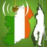 Irische Baumklettermeisterschaft