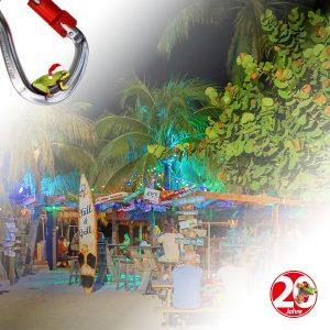 Tropische Cocktailbar