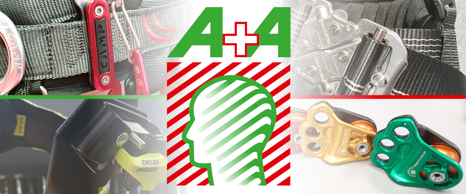 Permalink to: Innovations for tree care and tree climbing at A+A 2019