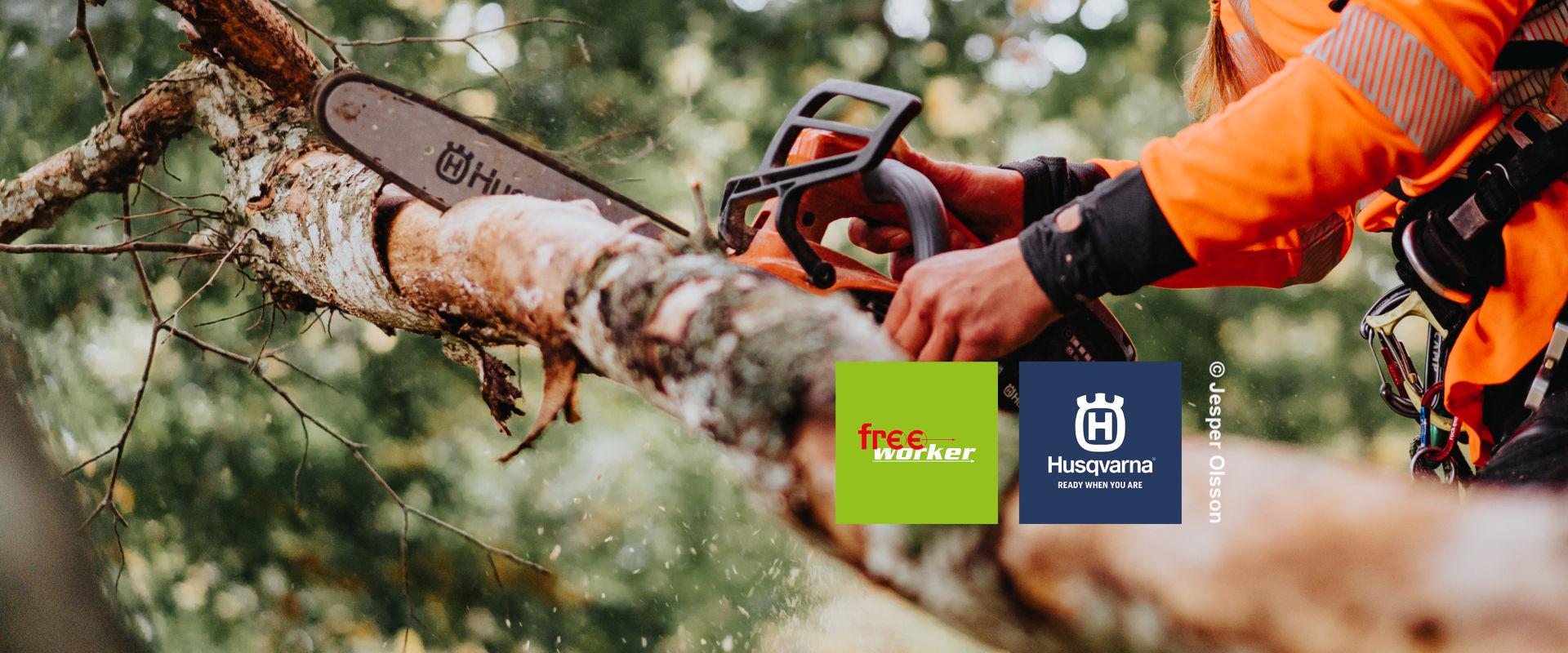 Permalink zu:Die 540er Baumpflege-Akku-Serie von Husqvarna