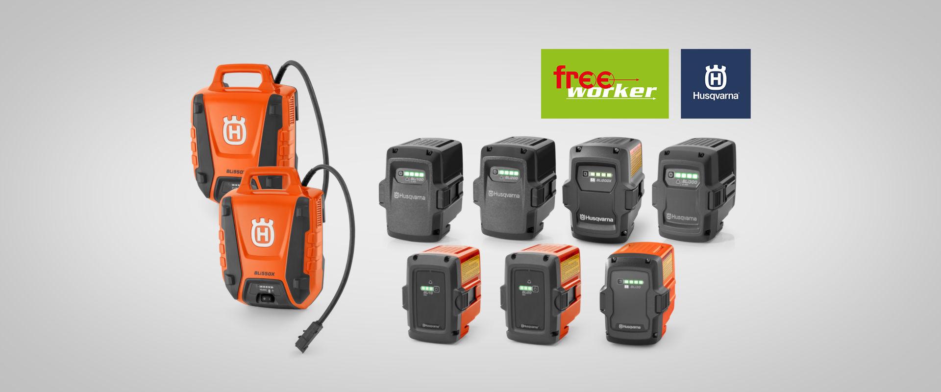 Permalink to: La bonne batterie pour votre appareil Husqvarna et son entretien