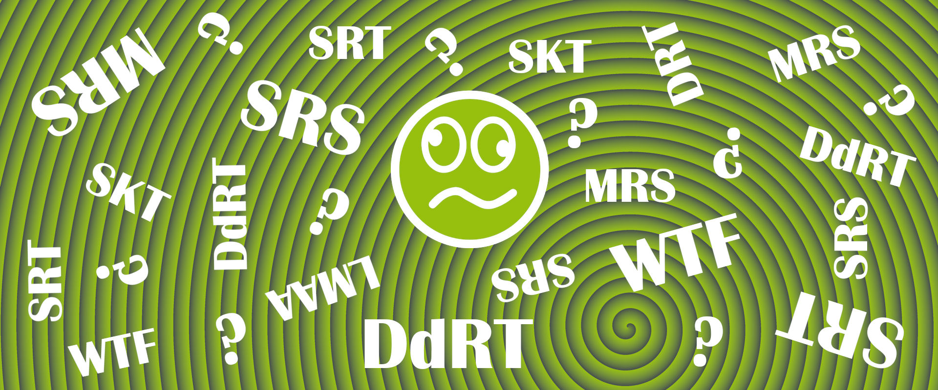 Permalink zu:SRT, DdRT, SRS, MRS: Ja, was denn nun?!
